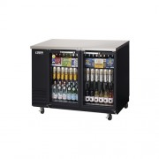 Glass Door Back Bar Cooler