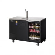 Back Bar&Direct Draw keg Refrigerator
