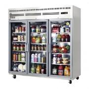 유리도어냉장고(기계실상부)